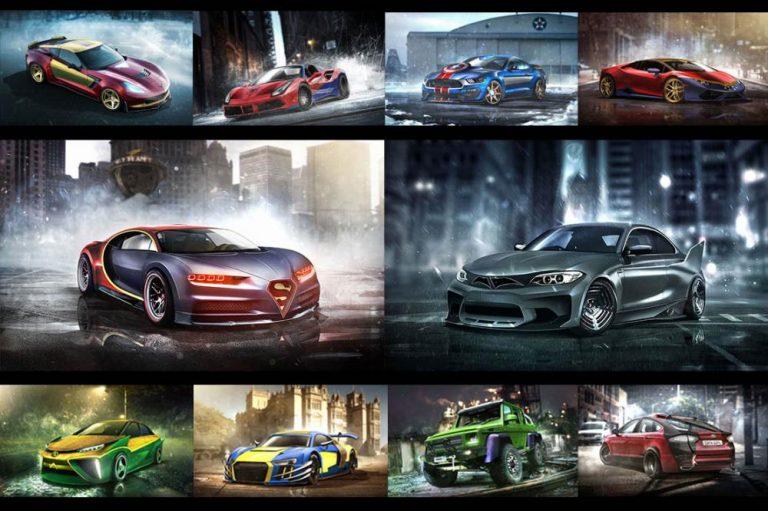 Les designs de véhicules les plus insolites